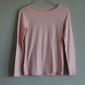 J.CREW | Painter Tee Blush Pink Small
